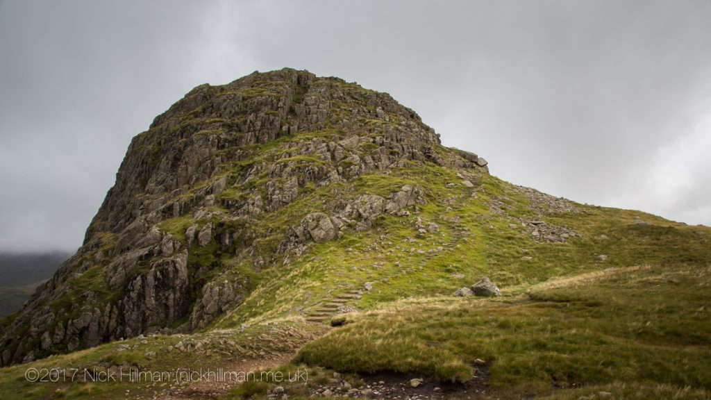 Pike of Stickle, Langdale Pikes
