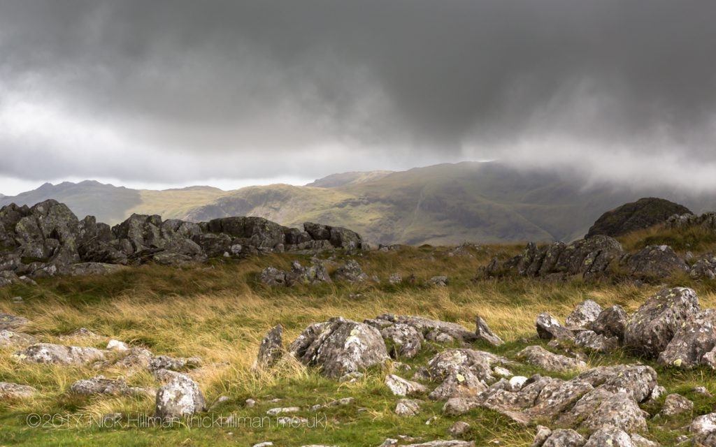 The Plateau, Langdale Pikes